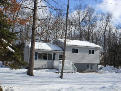 Milford Single Family Home For Sale: 152 Buck Run Dr