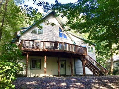Lake Ariel Single Family Home For Sale: 1272 Brookfield Rd