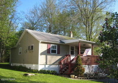 Waymart PA Single Family Home For Sale: $110,000