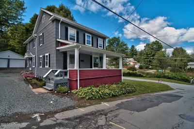 Honesdale Single Family Home For Sale: 404 Ridge St
