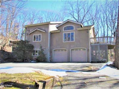 Lords Valley PA Single Family Home For Sale: $399,000