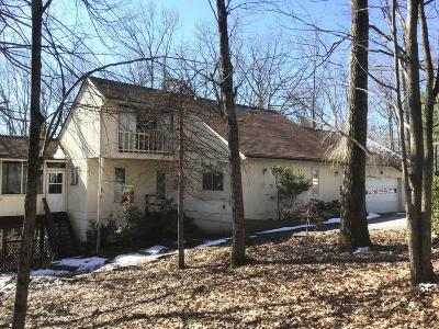 Lords Valley PA Single Family Home For Sale: $156,250