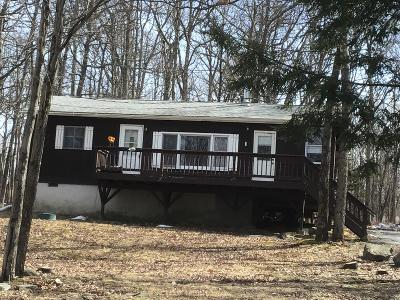 Lords Valley PA Single Family Home For Sale: $90,000