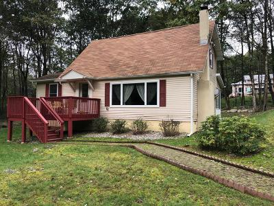 Dingmans Ferry PA Single Family Home For Sale: $115,000