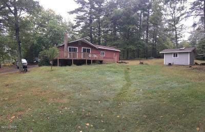 Dingmans Ferry Single Family Home For Sale: 133 Hillside Dr