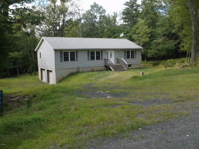 Single Family Home For Sale: 143 Squirrel Rd