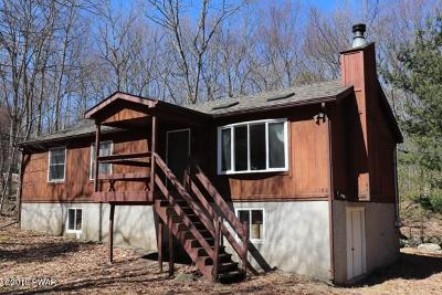 Lackawaxen Single Family Home For Sale: 266 Powderhorn Dr
