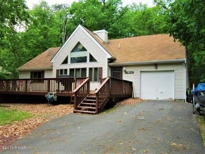 Lackawaxen Single Family Home For Sale: 119 Paul Revere Rd