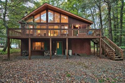 Lake Ariel Single Family Home For Sale: 2837 Rockway Rd