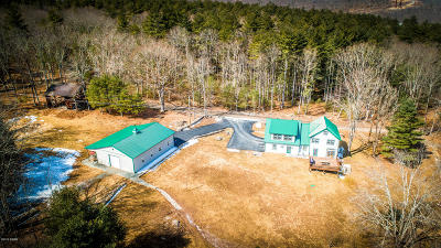 Hawley Single Family Home For Sale: 122 Graystone Rd