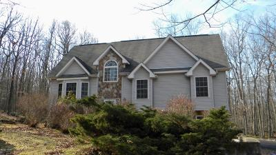 Hidden Lake Estates Single Family Home For Sale: 1075 Wintergreen Ct