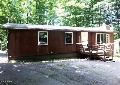 Lake Ariel PA Single Family Home For Sale: $69,900