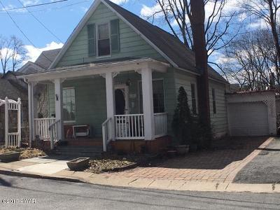 Hawley Single Family Home For Sale: 310 Bishop Ave