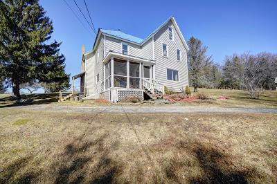Hawley Single Family Home For Sale: 235 Elizabeth St