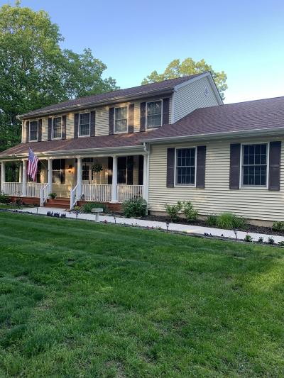 Milford Single Family Home For Sale: 206 Seneca Dr