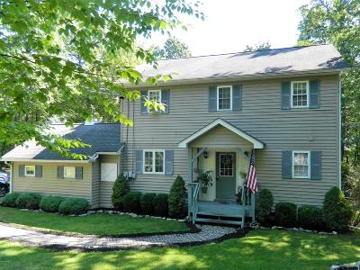 Milford PA Single Family Home For Sale: $178,900