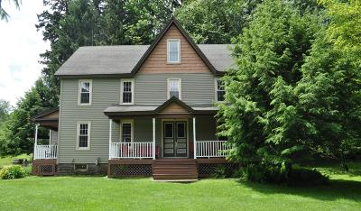 Honesdale Single Family Home For Sale: 387 Beech Grove Rd