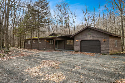 Lords Valley Single Family Home For Sale: 803 Chestnut Ct