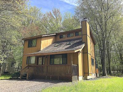 Lake Ariel Single Family Home For Sale: 3997 Par Court