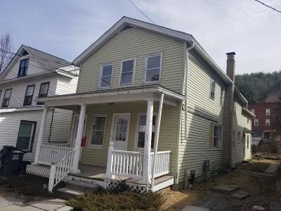 Hawley Single Family Home For Sale: 414 Church St