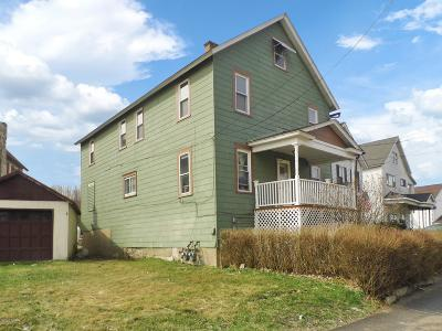 Carbondale Multi Family Home For Sale: 16 Hospital St