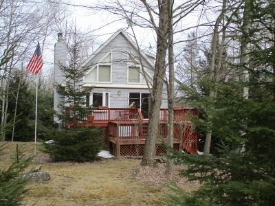 Lake Ariel PA Single Family Home For Sale: $179,000