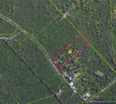 Residential Lots & Land For Sale: 304 Shiny Mountain Rd