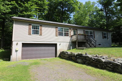 Lake Ariel Single Family Home For Sale: 1671 Windemere Ln