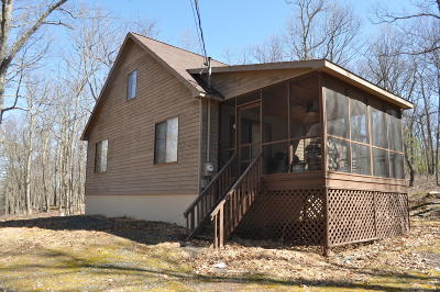 Hawley Single Family Home For Sale: 126 Forest Oaks Dr
