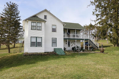 Lake Ariel Single Family Home For Sale: 496 Bidwell Hill Rd