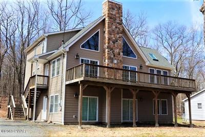 Lackawaxen Single Family Home For Sale: 111 Paul Revere Rd