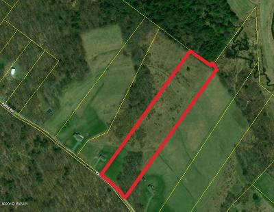 Honesdale Residential Lots & Land For Sale: Racht Road