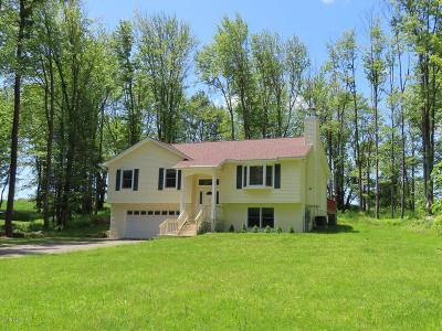Lake Ariel Single Family Home For Sale: 51 Deer Laurel Estates Rd