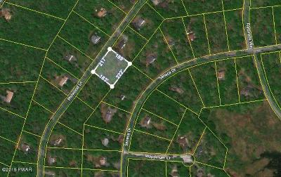 Conashaugh Lakes Residential Lots & Land For Sale: Philwood Ln