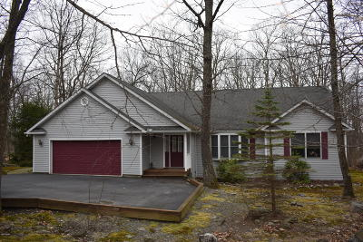 Lords Valley PA Single Family Home For Sale: $249,000