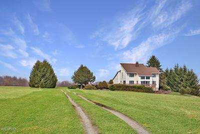 Thompson PA Single Family Home For Sale: $369,000
