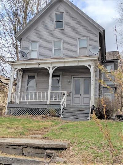 Honesdale Multi Family Home For Sale: 307 Willow Ave