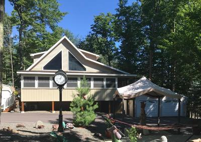 Wallenpaupack Lake Estates Single Family Home For Sale: 1175 Commanche Cir