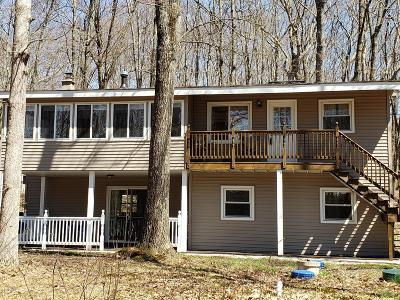 Lords Valley PA Single Family Home For Sale: $139,900