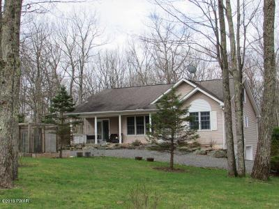 Lords Valley PA Single Family Home For Sale: $395,000