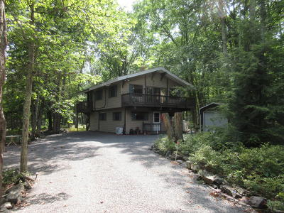 Lords Valley PA Single Family Home For Sale: $147,000