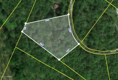 Lake Ariel Residential Lots & Land For Sale: 1107 Ascot Ave