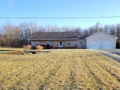 Honesdale Single Family Home For Sale: 606 Oregon Tpke