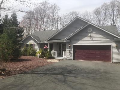 lords valley Single Family Home For Sale: 234 Surrey Drive