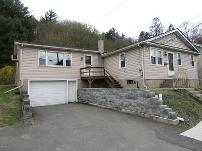 Hawley Single Family Home For Sale: 424 Spring St