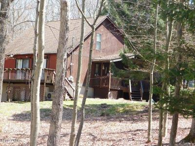 Sunrise Lakes Single Family Home For Sale: 102 Golden Eagle Ter