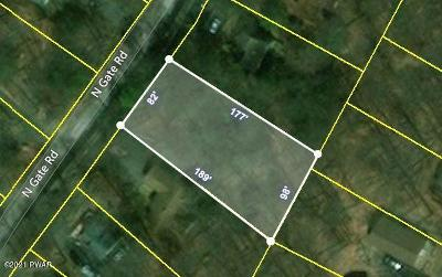 Lake Ariel Residential Lots & Land For Sale: 3298 Northgate Rd