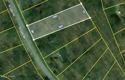 Lake Ariel Residential Lots & Land For Sale: 3019 Northgate Rd