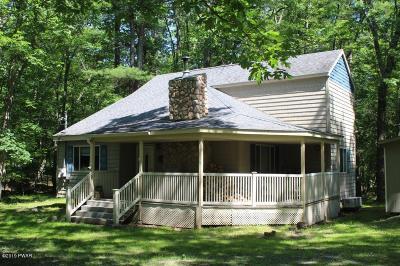 Lackawaxen Single Family Home For Sale: 240 Falling Waters Blvd