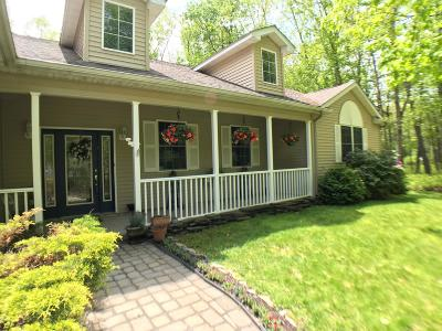 Lords Valley PA Single Family Home For Sale: $242,000